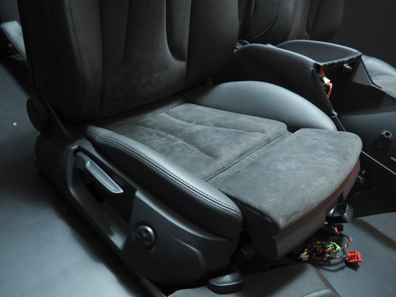 original audi a3 8v cabrio innenausstattung sport leder. Black Bedroom Furniture Sets. Home Design Ideas