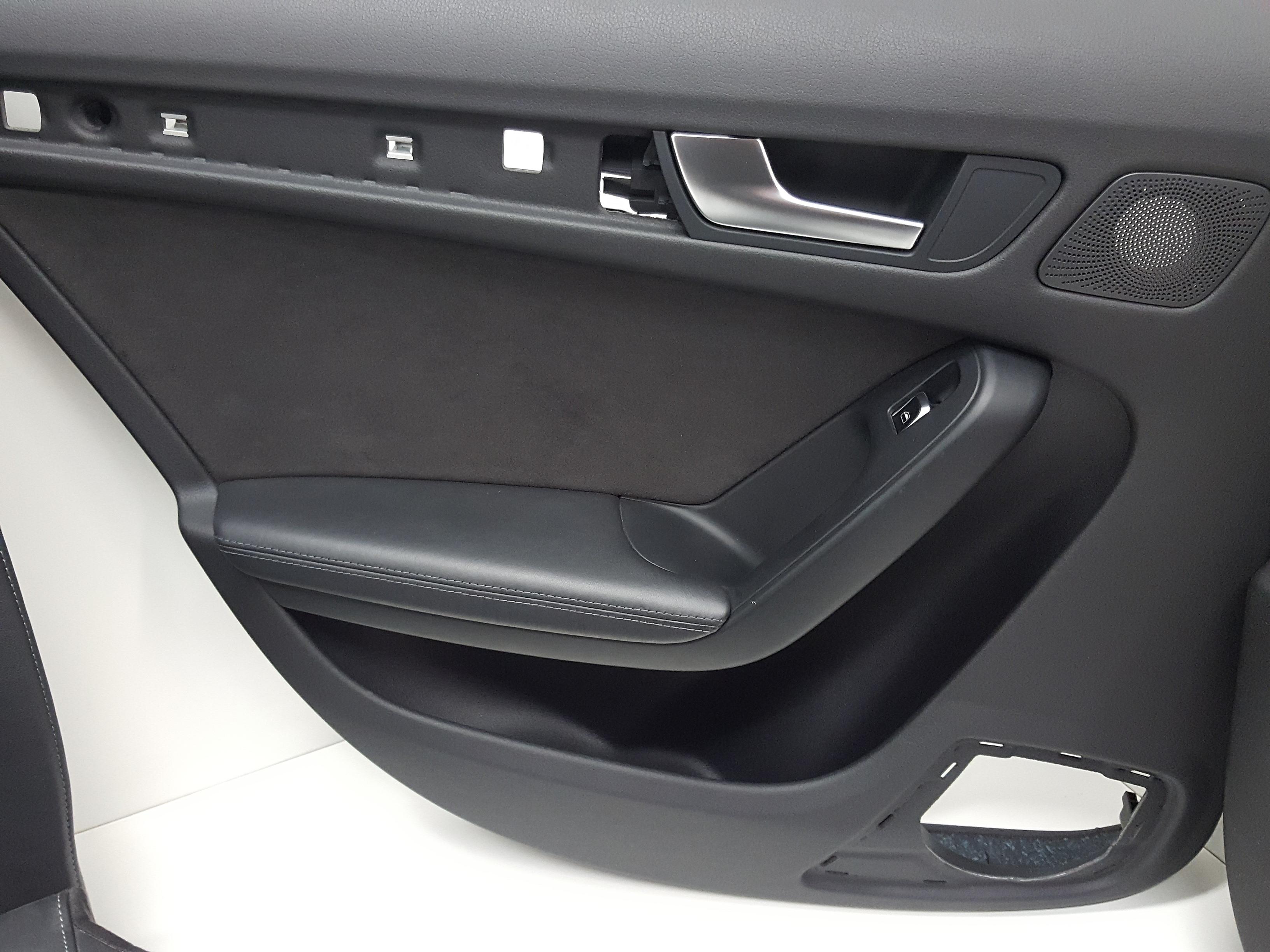 Original Audi A5 8T Sportback S-Line Innenausstattung Leder Sitze ...