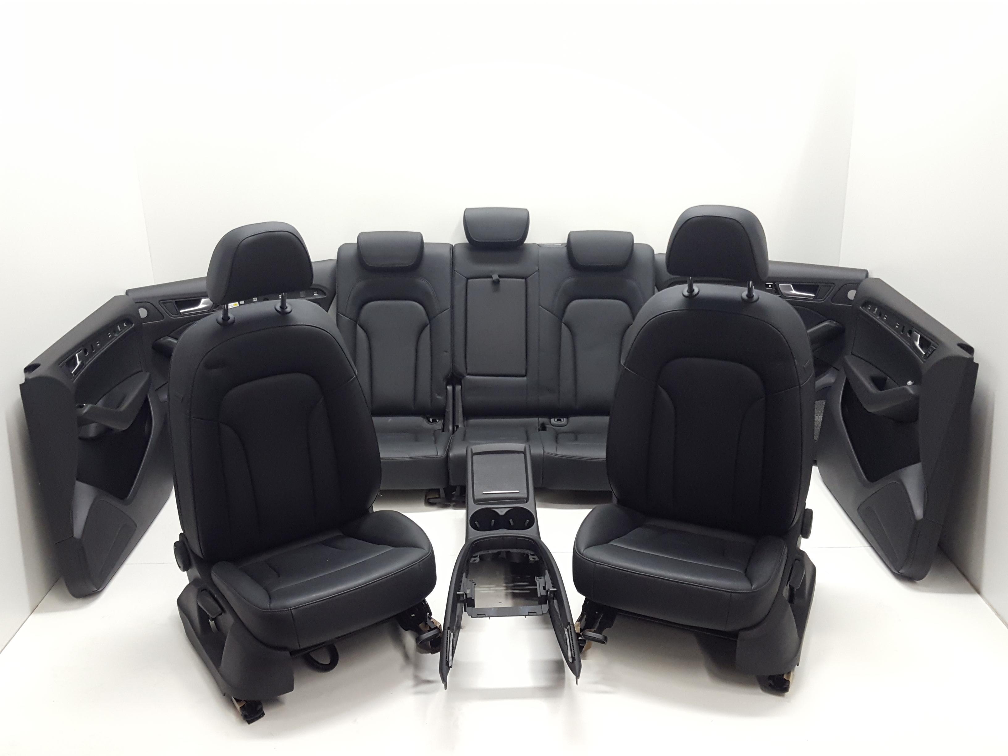 Original Audi Q5 8R Innenausstattung Lederausstattung Sitzheizung ...